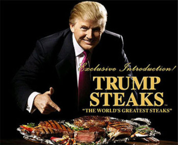 trumpsteaks