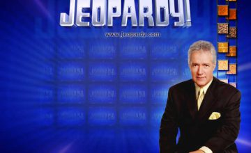 News Flash: Rerun Of Jeopardy Draws More Viewers Than Democratic Debate