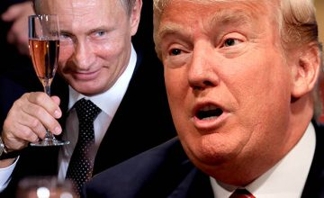 News Flash: Trump and Putin To Marry In Key West