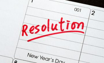 News Flash: Candidates Divulge Their New Year's Resolutions