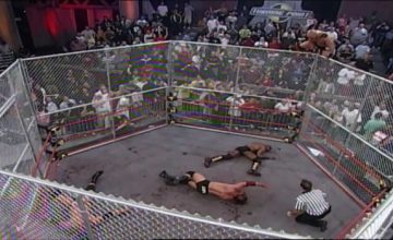 News Flash: GOP Nomination To Be Decided By Steel Cage Death Match