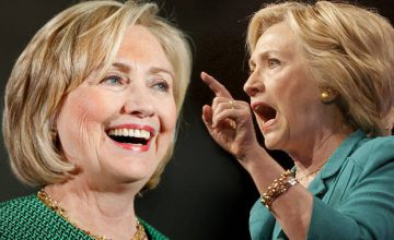 News Flash: Hillary Clinton Diagnosed With Multiple Personality Disorder (MPD)