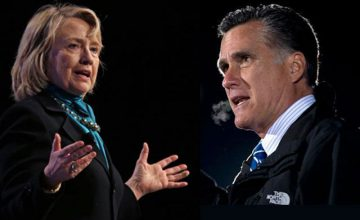 News Flash:  Hillary Clinton Furious Over Romney Speech