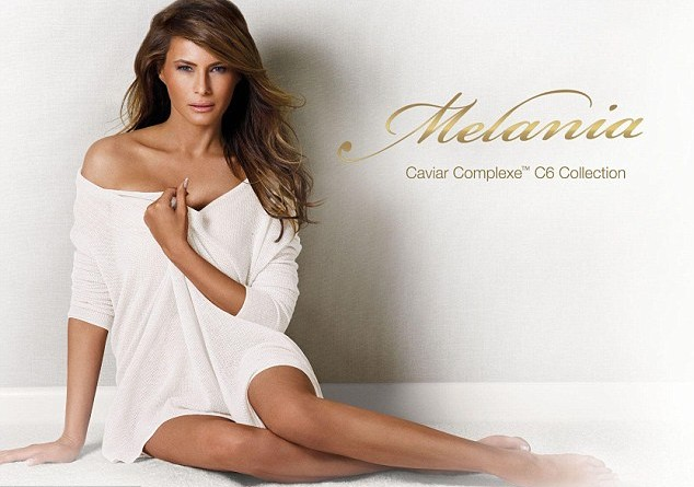 News Flash: Trump and Sports Illustrated Release Candidates' Wives ...